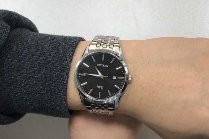 Đồng hồ Citizen BI5000-87E thời trang giá rẻ, free thay pin - Ảnh 4