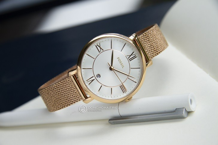 Đồng hồ Fossil ES4352 giá rẻ, thay pin miễn phí trọn đời - Ảnh 2