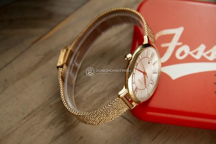 Đồng hồ Fossil ES4352 giá rẻ, thay pin miễn phí trọn đời - Ảnh 5