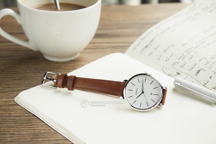 Đồng hồ nữ Fossil ES4368 mang đậm dáng vẻ thời trang - Ảnh 1