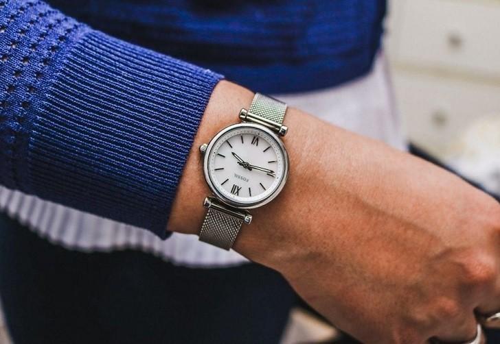 Đồng hồ Fossil ES4432 giá tốt thay pin miễn phí trọn đời - Ảnh 1