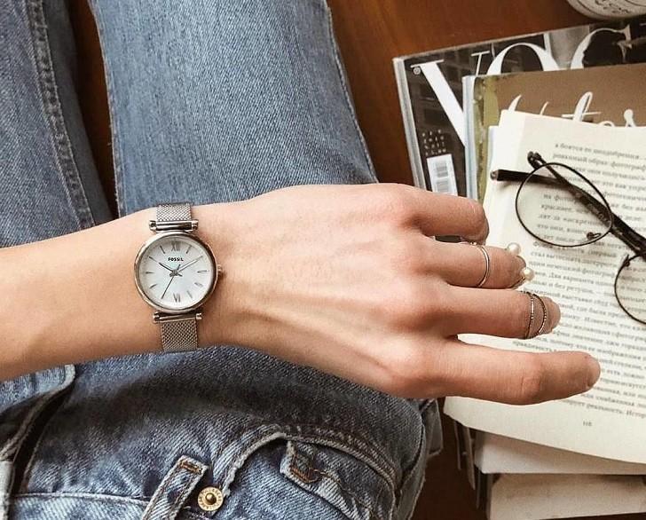 Đồng hồ Fossil ES4432 giá tốt thay pin miễn phí trọn đời - Ảnh 3