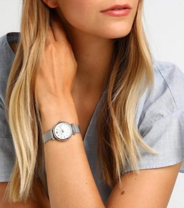 Đồng hồ Fossil ES4432 giá tốt thay pin miễn phí trọn đời - Ảnh 4