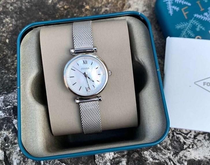Đồng hồ Fossil ES4432 giá tốt thay pin miễn phí trọn đời - Ảnh 5