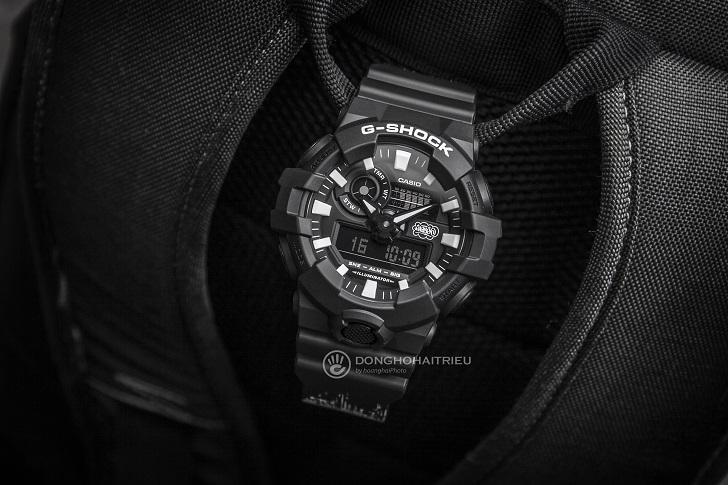 G-Shock GA-700EH-1ADR Limited Edition – Phiên Bản Kỉ Niệm 35 Năm - 2
