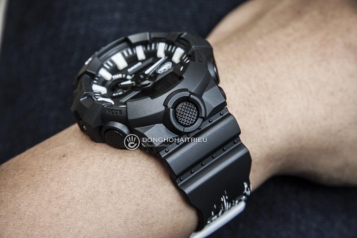 G-Shock GA-700EH-1ADR Limited Edition – Phiên Bản Kỉ Niệm 35 Năm - 5
