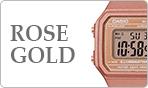 Đồng Hồ Casio Rose Gold