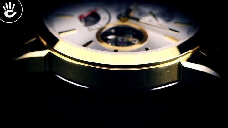 Đồng hồ Olym Pianus 9908AGK-T-88 trữ cót lên đến 40 giờ - Ảnh 3