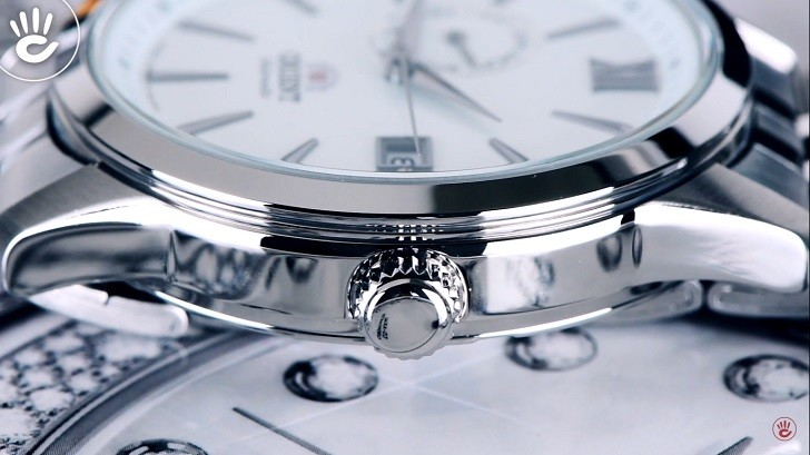 Đồng hồ Orient FAL00003W0 giá rẻ, máy cơ inhouse Nhật Bản - Ảnh: 3