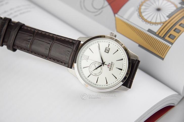 Đồng hồ Orient FAL00006W0 automatic, trữ cót hơn 40 giờ - Ảnh 1