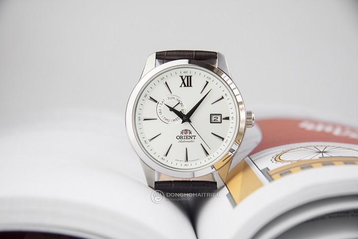 Đồng hồ Orient FAL00006W0 automatic, trữ cót hơn 40 giờ - Ảnh 5