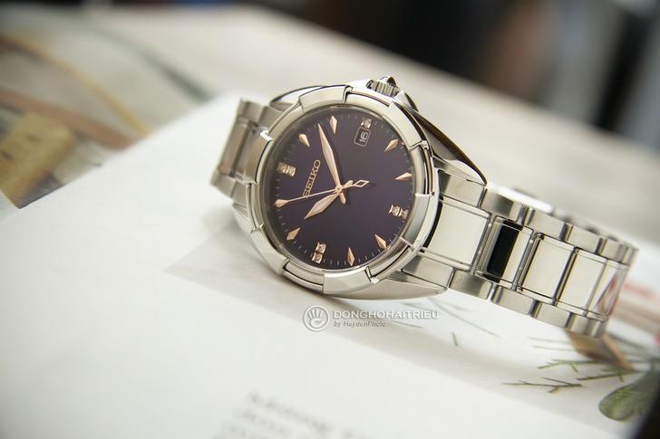 Đồng hồ Seiko SKK889P1: Nâng cao vẻ đẹp sang trọng quyến rũ - Ảnh 6