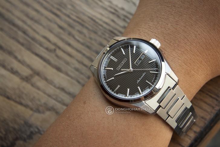 Đồng hồ Seiko SRP467J1 Automatic, trữ cót lên đến 40 giờ - Ảnh 2
