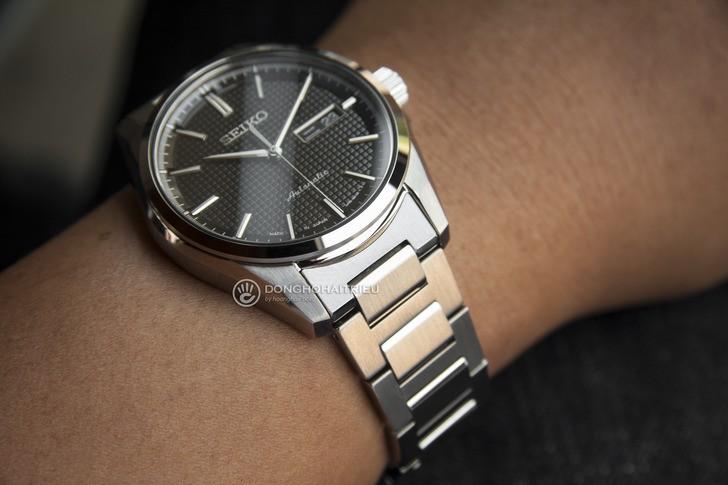 Đồng hồ Seiko SRP467J1 Automatic, trữ cót lên đến 40 giờ - Ảnh 3