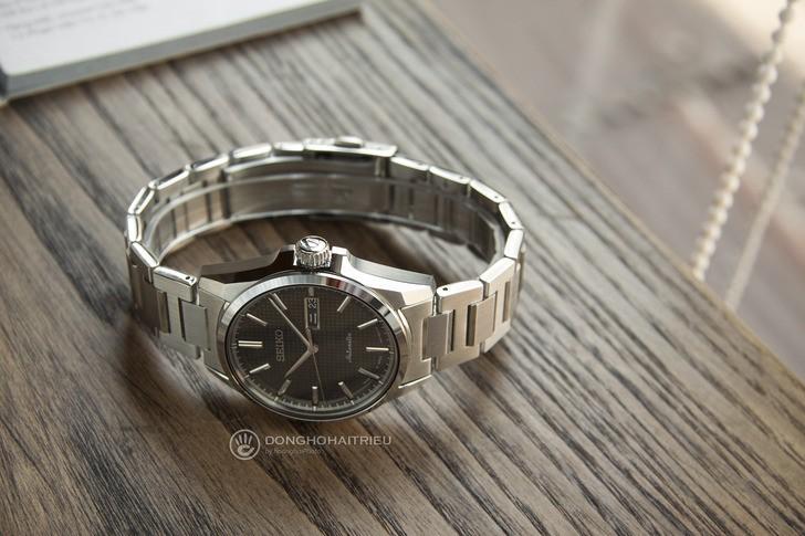 Đồng hồ Seiko SRP467J1 Automatic, trữ cót lên đến 40 giờ - Ảnh 6