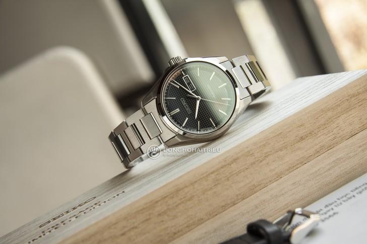 Đồng hồ Seiko SRP467J1 Automatic, trữ cót lên đến 40 giờ - Ảnh 7
