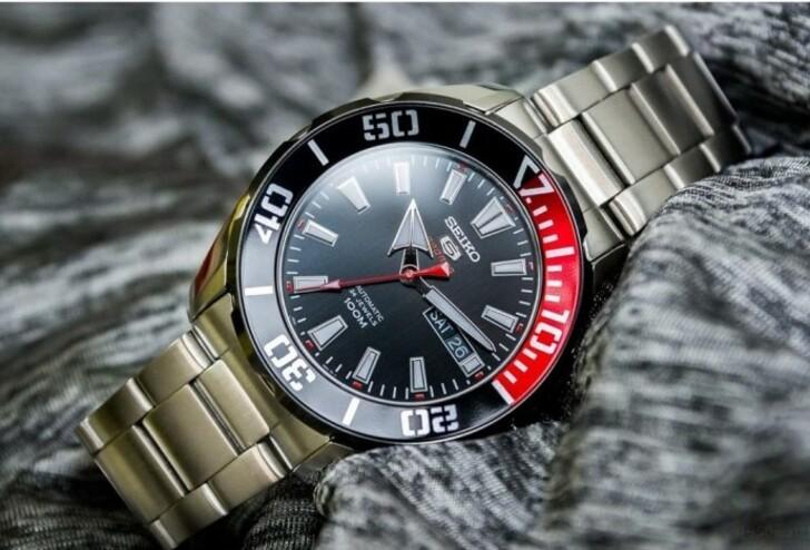 Đồng hồ Seiko SRPC57K1 giá rẻ, thay pin miễn phí trọn đời - Ảnh 1