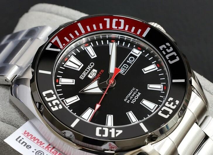 Đồng hồ Seiko SRPC57K1 giá rẻ, thay pin miễn phí trọn đời - Ảnh 2