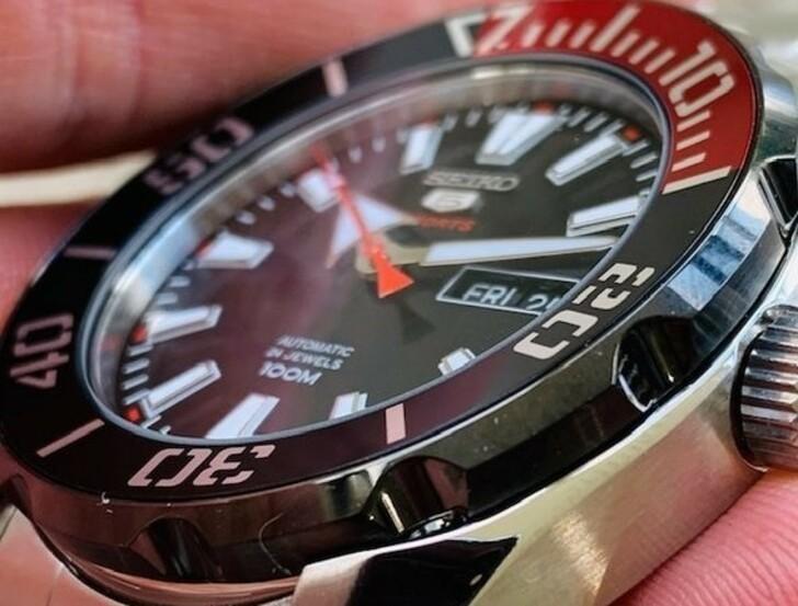 Đồng hồ Seiko SRPC57K1 giá rẻ, thay pin miễn phí trọn đời - Ảnh 3