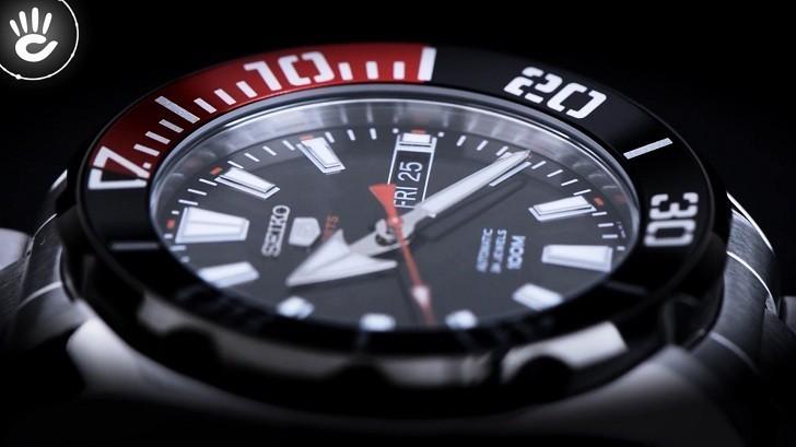 Đồng hồ Seiko SRPC57K1 giá rẻ, thay pin miễn phí trọn đời - Ảnh 5