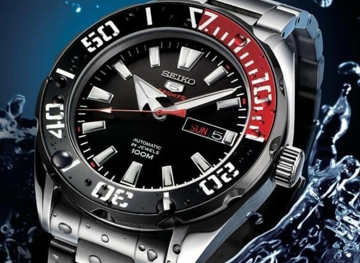 Đồng hồ Seiko SRPC57K1 giá rẻ, thay pin miễn phí trọn đời - Ảnh 6