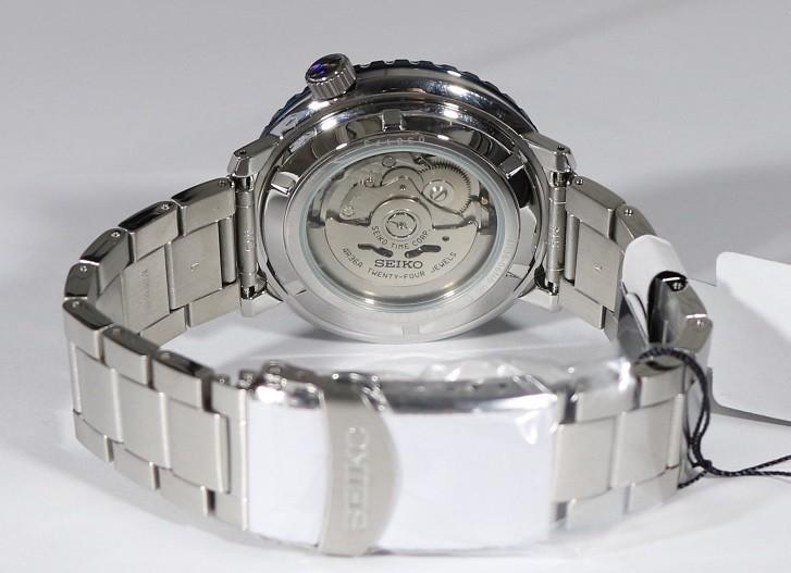 Đồng hồ Seiko SRPC63K1 chống nước 10ATM, thoải mái bơi lội - Ảnh 5