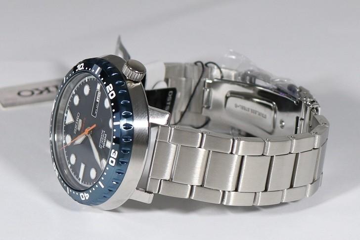 Đồng hồ Seiko SRPC63K1 chống nước 10ATM, thoải mái bơi lội - Ảnh 6
