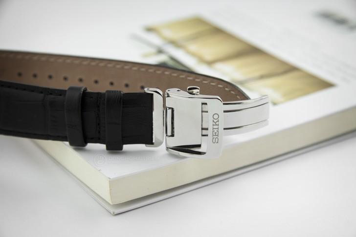 Đồng hồ Seiko SRPC83J1 máy cơ tự động, trữ cót đến 40 giờ - Ảnh 4