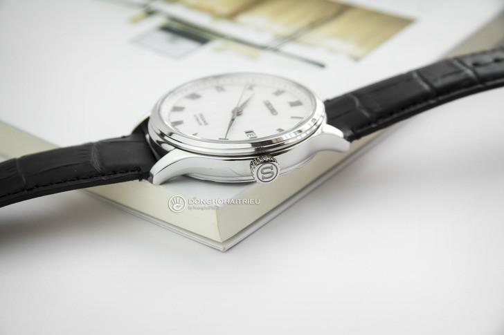 Đồng hồ Seiko SRPC83J1 máy cơ tự động, trữ cót đến 40 giờ - Ảnh 5