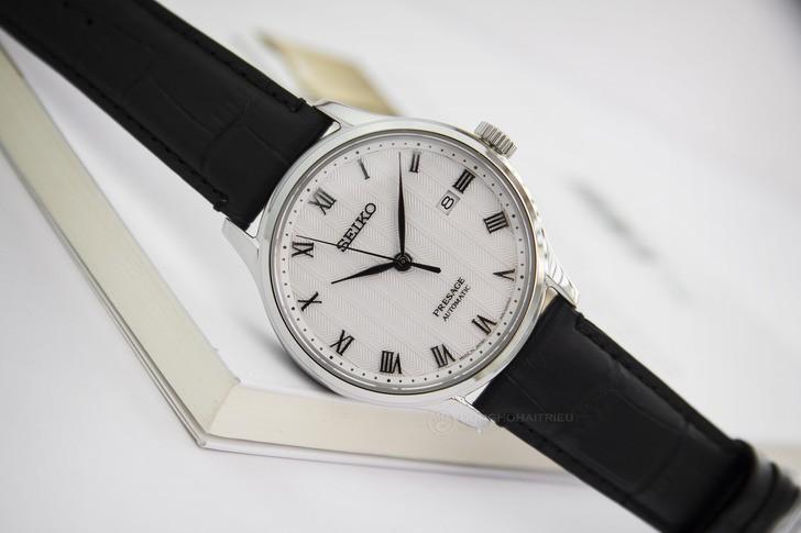 Đồng hồ Seiko SRPC83J1 máy cơ tự động, trữ cót đến 40 giờ - Ảnh 6