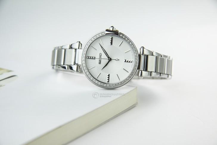 Đồng hồ Seiko SRZ515P1 giá rẻ, thay pin miễn phí trọn đời - Ảnh 1