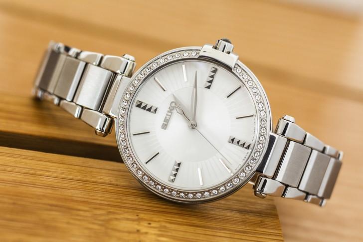 Đồng hồ Seiko SRZ515P1 giá rẻ, thay pin miễn phí trọn đời - Ảnh 2