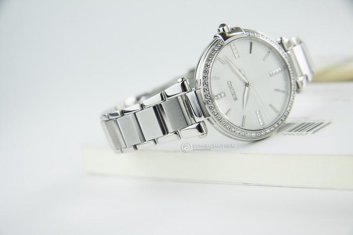 Đồng hồ Seiko SRZ515P1 giá rẻ, thay pin miễn phí trọn đời - Ảnh 3