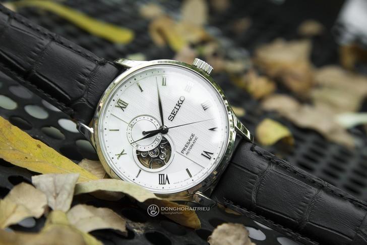 Đồng hồ Seiko SSA379J1 Automatic, trữ cót lên đến 40 giờ - Ảnh 1