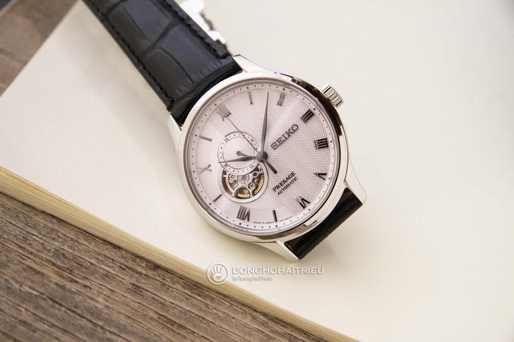 Đồng hồ Seiko SSA379J1 Automatic, trữ cót lên đến 40 giờ - Ảnh 5