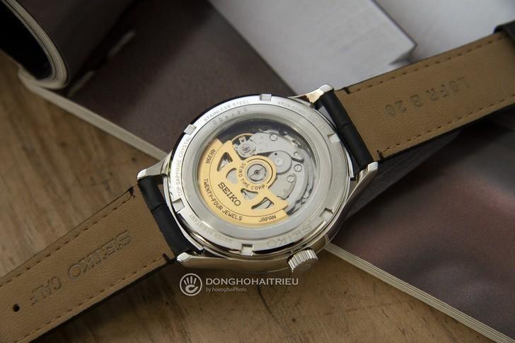 Đồng hồ Seiko SSA379J1 Automatic, trữ cót lên đến 40 giờ - Ảnh 6