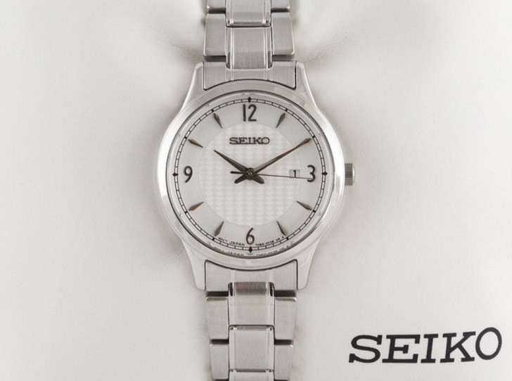 Đồng hồ Seiko SXDG93P1 giá rẻ, thay pin miễn phí trọn đời - Ảnh 1