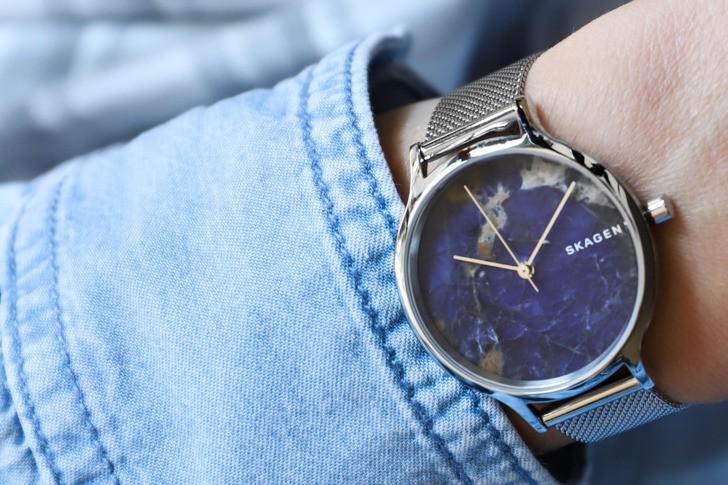 Đồng hồ Skagen SKW2718: thiét kế sang trọng, giản dị, tinh tế - Ảnh 1