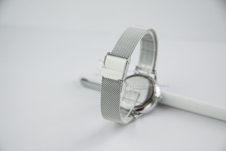 Đồng hồ Skagen SKW2718: thiét kế sang trọng, giản dị, tinh tế - Ảnh 4