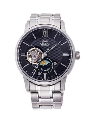 Orient Sun and Moon Open Heart RA-AS0002B00B
