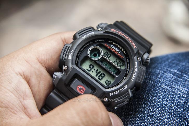 Trải Nghiệm Casio G-Shock DW-9052-1VDR Ở Phân Khúc Giá Rẻ 1