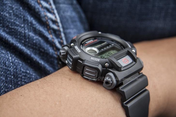 Trải Nghiệm Casio G-Shock DW-9052-1VDR Ở Phân Khúc Giá Rẻ 3