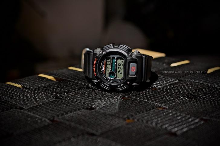 Trải Nghiệm Casio G-Shock DW-9052-1VDR Ở Phân Khúc Giá Rẻ 5