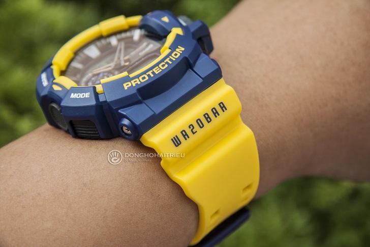 Trẻ Trung Cùng Chiếc Đồng Hồ Casio G-Shock GA-400-9BDR - 5
