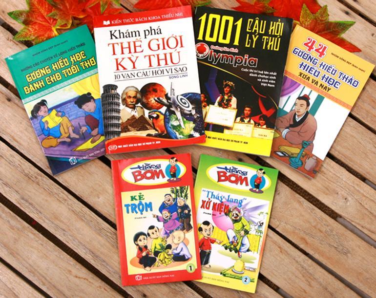 10 Món Quà Tặng Sinh Nhật Cho Con Trai Cha Mẹ Không Nên Bỏ Qua Sách