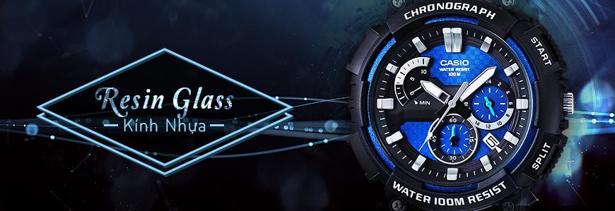 Đồng hồ kính Nhựa giá thành rẻ, dễ thay thế