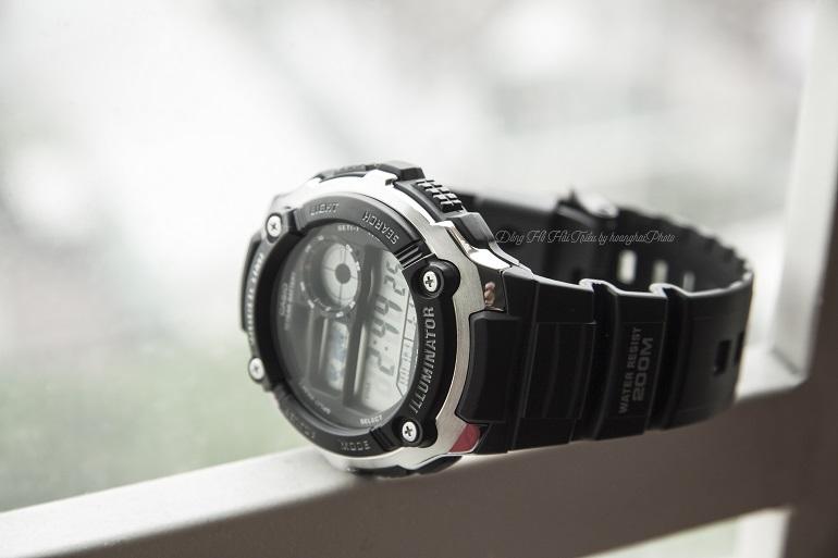 Bất Ngờ Giá 3 Mẫu Đồng Hồ Casio AE 2100W Chính Hãng 1