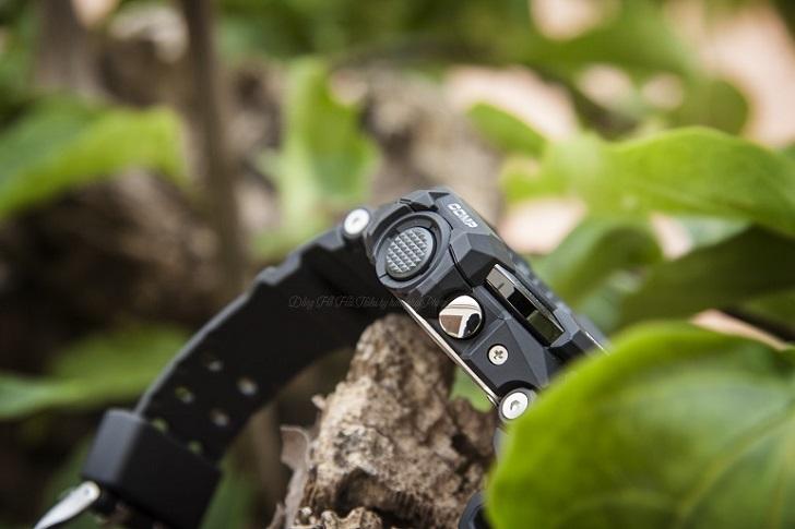 """Casio G-Shock GA-1000-1BDR Bổ Sung Vào """"Gravitymaster Collection"""" Đình Đám 4"""