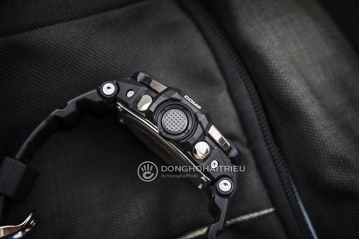 """Casio G-Shock GA-1000-1BDR Bổ Sung Vào """"Gravitymaster Collection"""" Đình Đám 2"""