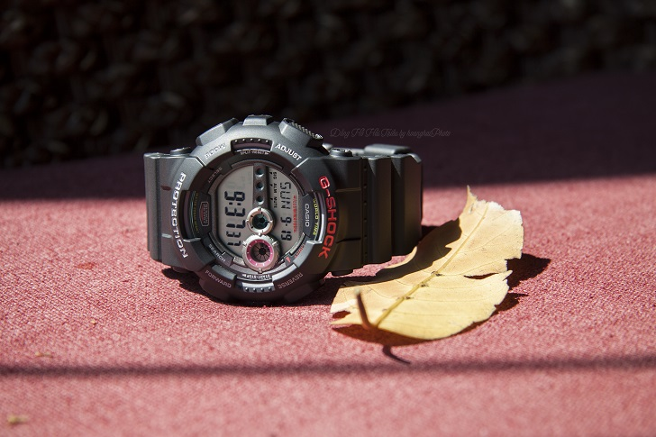 Casio G-Shock GD-100-1ADR Nhiều Tính Năng Cho Phân Khúc 2 Triệu Đồng 1